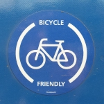 Amtrak Bike Sticker - 2016-06-16