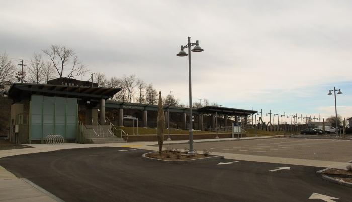 Depot Square Railroad Station | Holyoke, Mass. | March 1, 2016