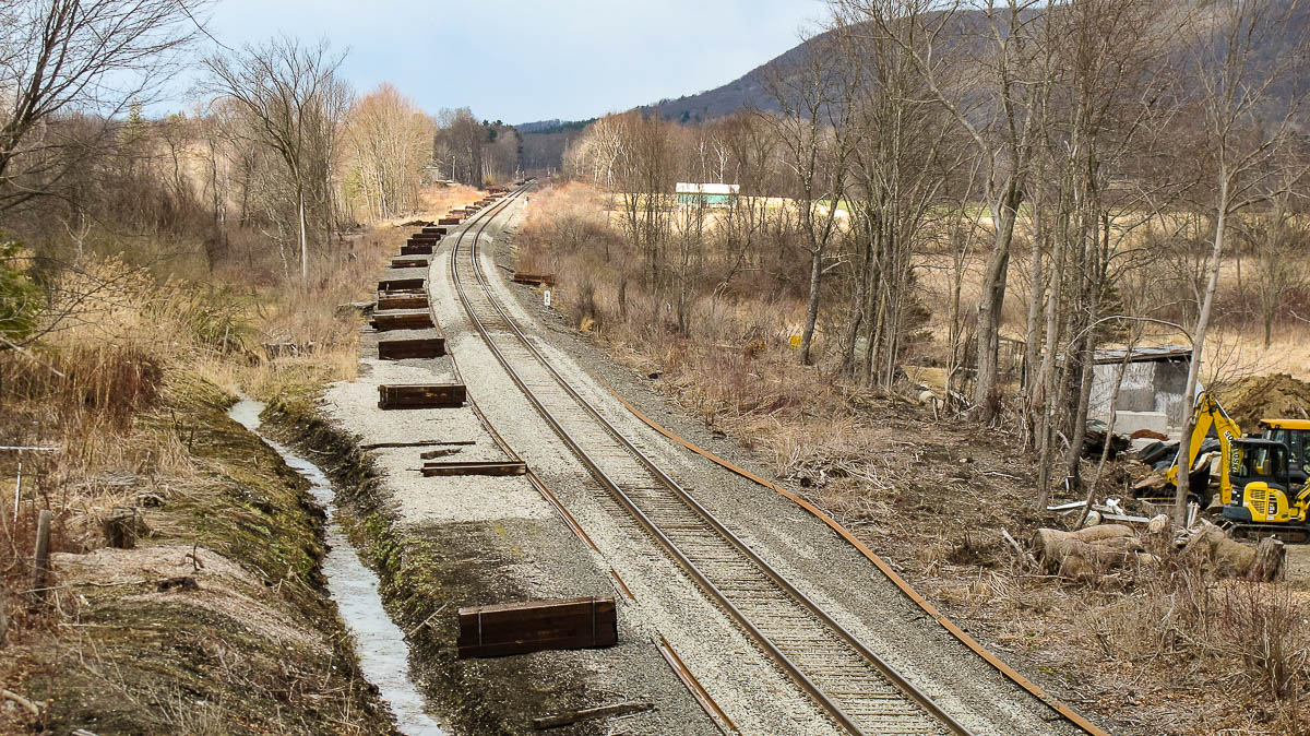 Infrastructure   Current Projects   Trains In The Valley